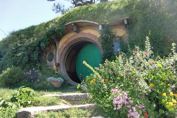 Privétour: de filmset van Hobbiton vanuit Auckland