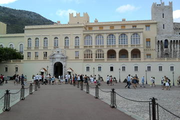 Alle heldagsture med sightseeing på Den Franske Riviera fra Nice
