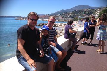 Excursion privée d'une journée complète en Italie, à Menton et à...
