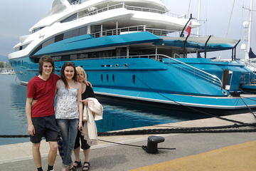 Privat halvdagstur till Antibes och ...