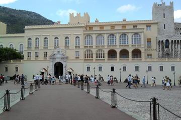 Privat heldags sightseeingtur til den franske rivieraen fra Nice