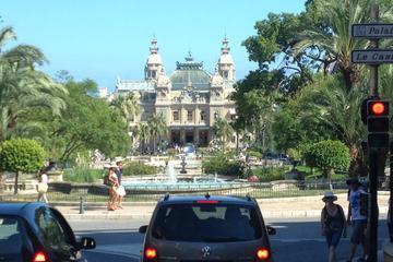 Privat tur: Halvdagsudflugt til Eze, Monaco og Monte Carlo fra Nice