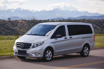 Private Arrival Transfer from Nice Airport via Minivan