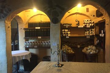Private Day Trip to Italian Villages and Menton including Olive Oil...