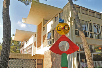 Private Day Trip to St Paul de Vence and Vence including the Maeght...