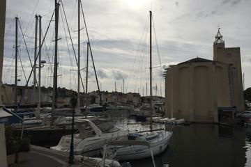 Private Full Day Trip to Port Grimaud and St Tropez from Cannes