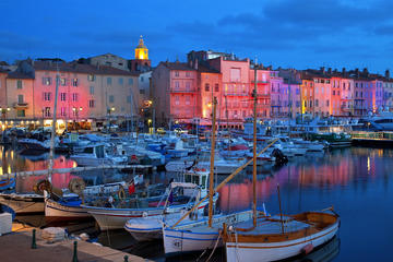 Private full day  trip to St Maxime and St Tropez green boat from Monaco