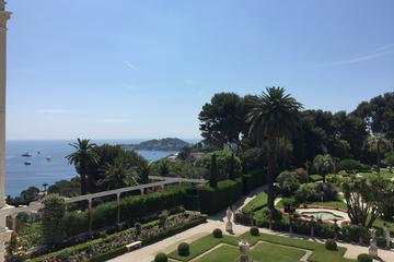 Private Tour of Villa Ephrussi and Villa Kerilos