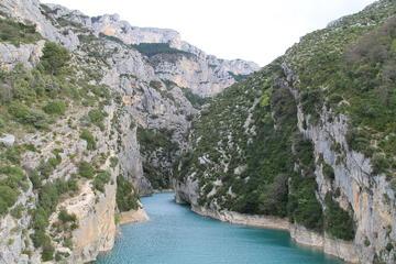 Privattur: Heldagstur til Gorges du Verdon (Gordonkløfta) fra Nice