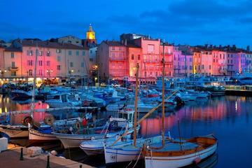 Privattur: Heldagstur til Saint-Tropez fra Nice
