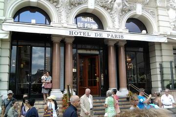Tour privato di un giorno a Nizza, Eza e al Principato di Monaco e