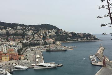 Villefranche Shore Excursion: Private Day Trip to Nice, Eze and Monaco