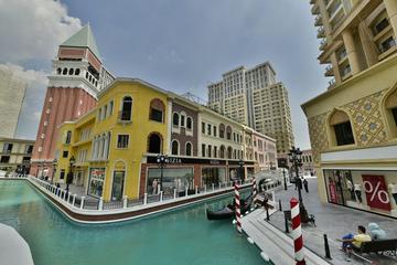 Outlet-Einkaufstour im Einkaufszentrum Viaport Venezia