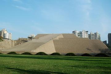 Recorrido en bicicleta en Lima de 3 horas: pirámides pre-incas y...