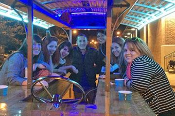 Book Pub Crawl of Pensacola by Pedal Trolley on Viator