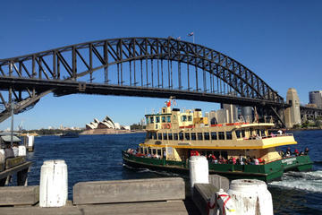 Private Tour: Sydney Highlights In A...