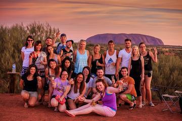 5-tägiger Camping-Ausflug von Darwin nach Alice Springs über Uluru...