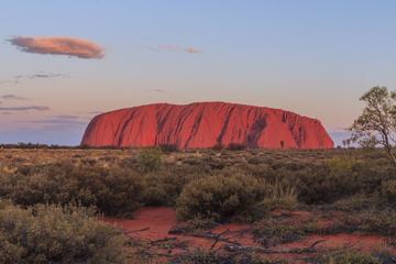 Excursion de 3jours avec camping à Uluru au départ d'Alice Springs...