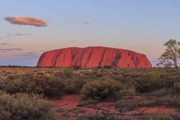 Tour di 3 giorni in campeggio da Alice Springs inclusi Kata Tjuta e