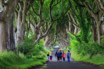 7 Day Crozier - North Ireland Adventure