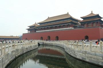 1 Day Forbidden City and Badaling Great Wall Tour (No shopping)