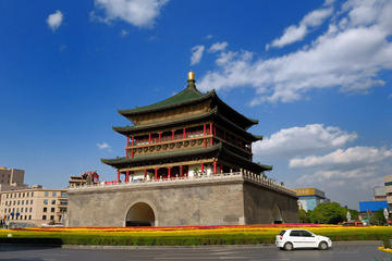 2-Day Highlights Xi'an Private Tour Combo Package: Terracotta Warriors and City Sightseeing
