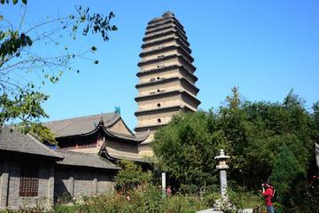 2 Days Shanghai-Xian Tour by Flight Combo Package