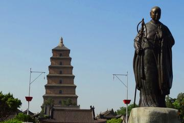 3 Days Shanghai-Xian Tour by Flight Combo Package