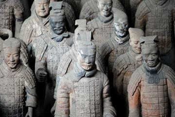 3 Days Shanghai-Xian Tour With Hotel by Flight