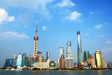 8 Days Beijing Xian Shanghai Join-in Tour by Train