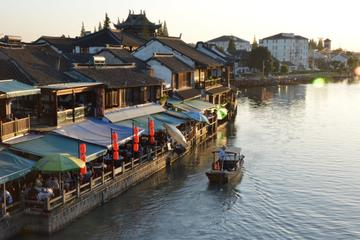 Half Day Private Tour: Zhujiajiao Ancient Town from Shanghai