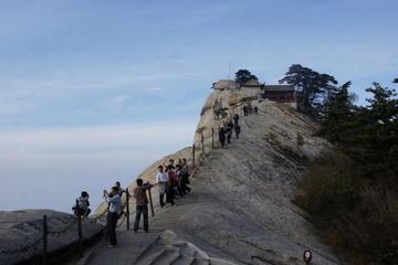 Mt Huashan Small Group Tour