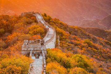 One Day Mutianyu Great Wall and Changling Tomb Tour (No shopping)