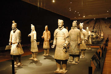 Private Tour: Old Xi'an Day Tour of Terracotta Warriors and Huaqing...