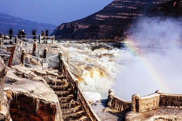 Private Tour: One Day Hukou Waterfall Tour From Xian