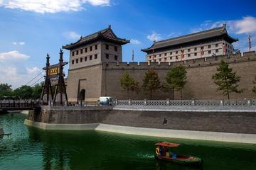 Private Xian Tour: Half Day Bell & Drum Tower Square, City Wall, Muslim Quarter