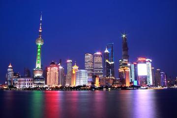 Shanghai Highlight Afternoon & Evening Tour