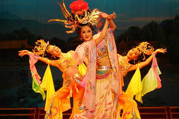 Xi'an Tang Dynasty Show and Dumpling...