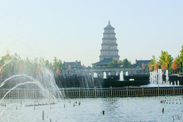 Xian Terracotta Army, Big Wild Goose Pagoda, and City Wall Full-Day Tour