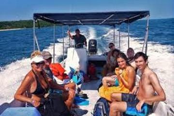 Excursiones por la isla y buceo de superficie