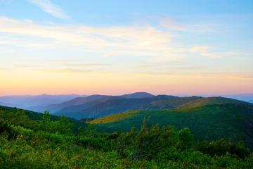 Day Trip Photo Tour of Blue Ridge Parkway with Hike near Asheville, North Carolina