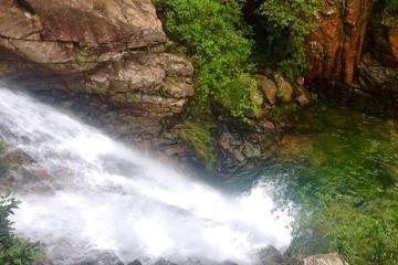 黃龍石澗渓谷ウォーキングツアー