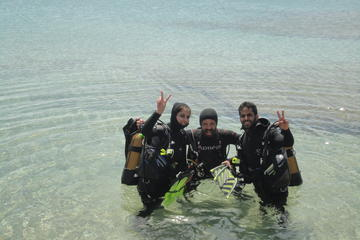 Discover Scuba Diving and Snorkeling Adventure in Mykonos