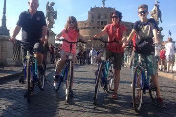 Tour in bici di Villa Borghese a Roma