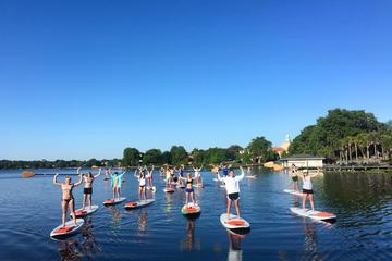 Book Paddleboard Beginner Lesson of Winter Park's Chain of Lakes on Viator