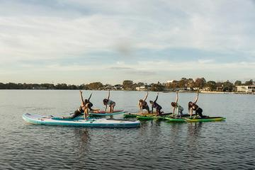 Book Stand-Up Paddleboard Yoga in Winter Park on Viator