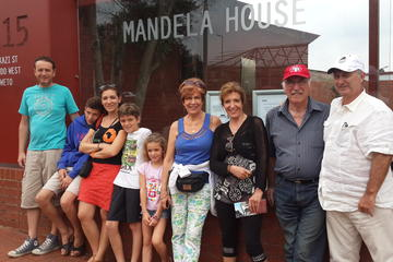 Soweto Township Experience Tour from...