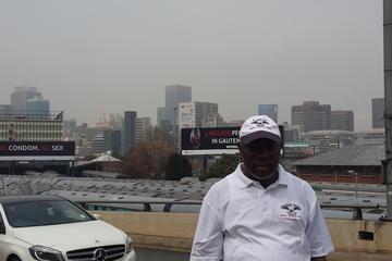 Stadtbesichtigung in Johannesburg in Kombination mit Maboneng