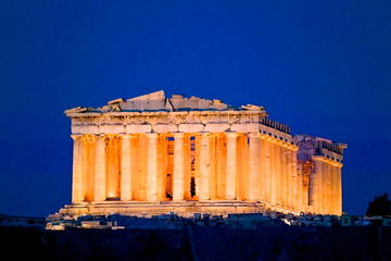 Guided Sightseeing Shore Excursion Tour of Athens