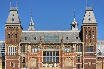 Excursão particular com entrada rápida no Rijksmuseum em Amsterdã